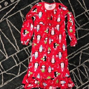 Holiday nightgown